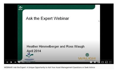 Ask the Expert: Asset Management 2014