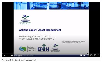 Ask the Expert: Asset Management 2017