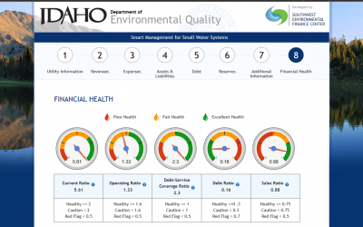 A Financial Reporting Tool for States to Assess Utilities